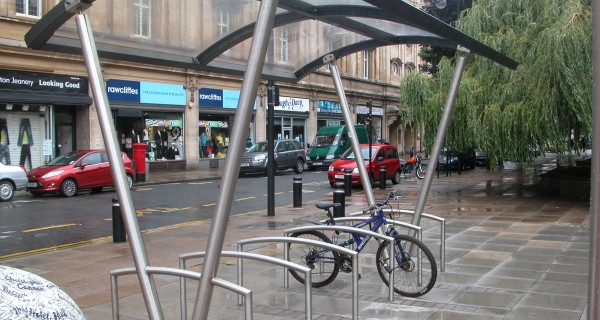 Paragon Cycle Shelter  (5)